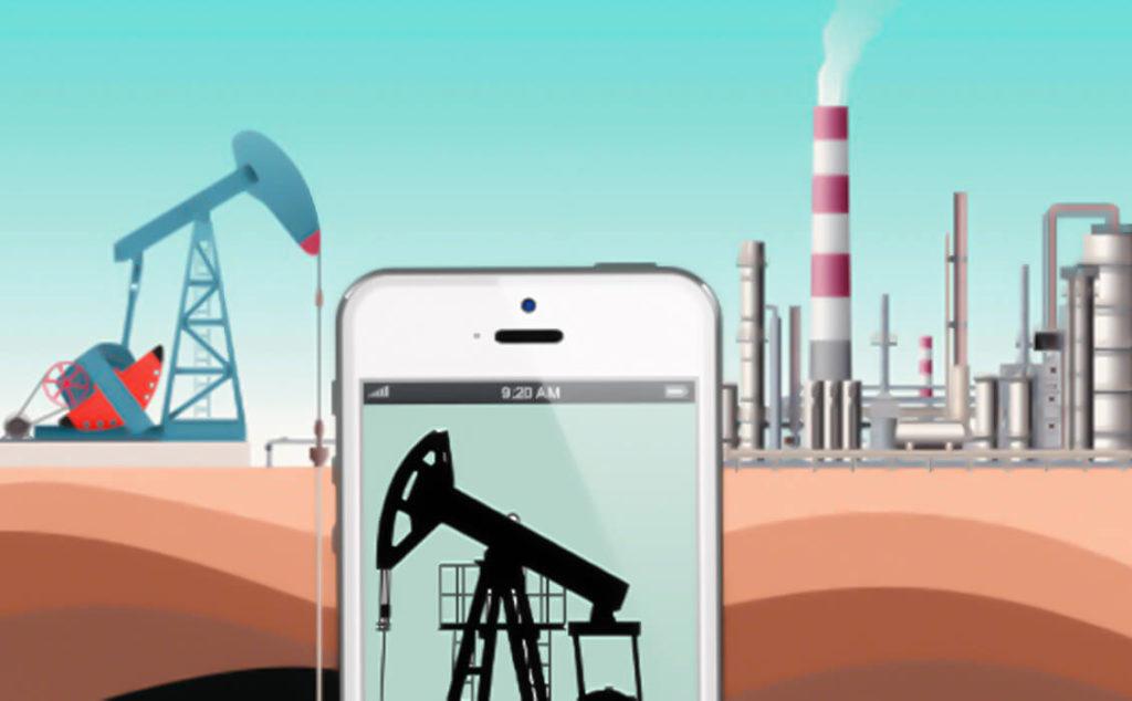 رقمنة صناعة النفط والغاز في الشرق الأوسط