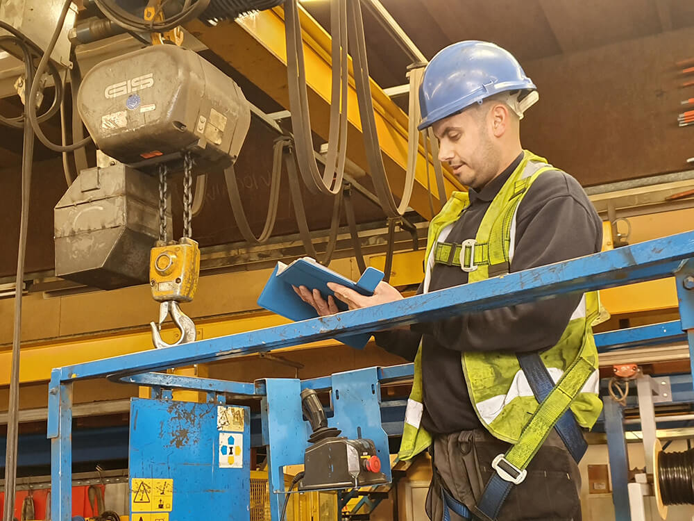 How beXel is designed for Lifting Inspection certificate to grow your business beXel Inspection Software